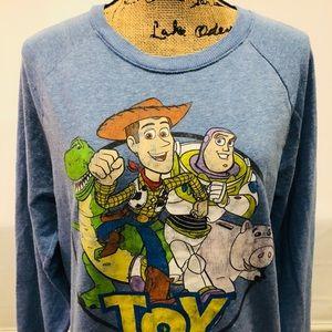 Disney Toy Story junior xl sweatshirt